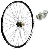 Product image for Hope Tech Enduro - Pro 4 27.5 / 650B Rear Wheel - Silver