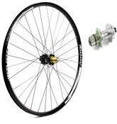 Hope Tech Enduro - Pro 4 27.5 / 650B Rear Wheel - Silver