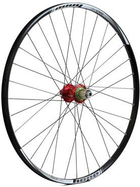"""Hope Tech XC - Pro 4 29"""" Rear Wheel - Red"""