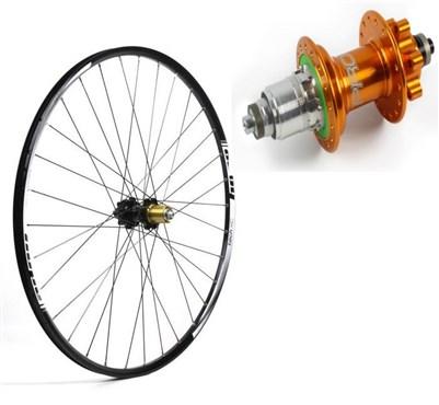 """Hope Tech XC - Pro 4 26"""" Rear Wheel - 32 Hole - 135mm"""