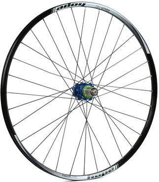 Hope Tech XC S-Pull - Pro 4 Straight-Pull 29er Rear Wheel - 32 Hole