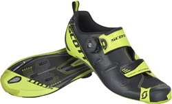 Scott Carbon Triathlon Cycling Shoes