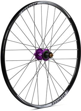 Hope Tech XC - Pro 4 27.5 / 650B Rear Wheel - Purple