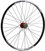 Hope Tech XC - Pro 4 27.5 / 650B Rear Wheel - Red
