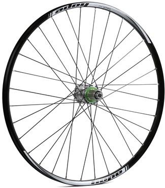 Hope Tech XC - Pro 4 27.5 / 650B Rear Wheel - Silver