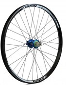 "Product image for Hope Tech DH - Pro 4 26"" Rear Wheel - Blue - 32H"