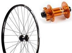 """Hope Tech XC S-Pull - Pro 4 Straight-Pull 26"""" Front Wheel"""