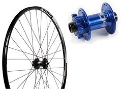 "Hope Tech XC S-Pull - Pro 4 Straight-Pull 26"" Front Wheel"