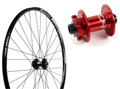 "Product image for Hope Tech XC - Pro 4 26"" Front Wheel - 24 Hole"