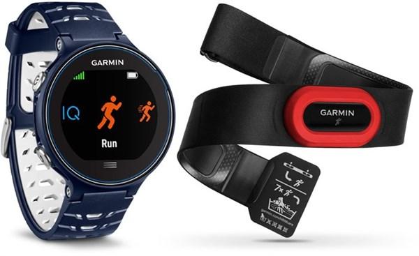 Garmin Forerunner 630 GPS Fitness Watch with HRM-Run