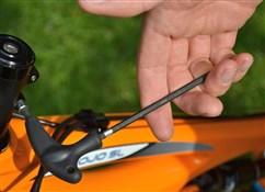 Pedros Pro T/L Handle Hex Wrench Set - 9 Piece