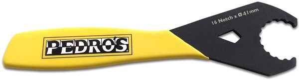 Pedros Bottom Bracket Wrench - Shimano 16x39 / 16x41 | Værktøj