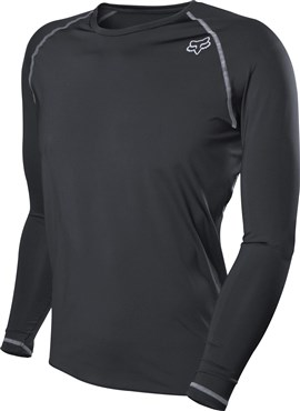 Fox Clothing Frequency Long Sleeve Base Layer SS17