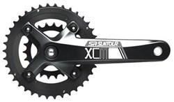 SR Suntour CW-XCM-D 22/36T MTB Chainset