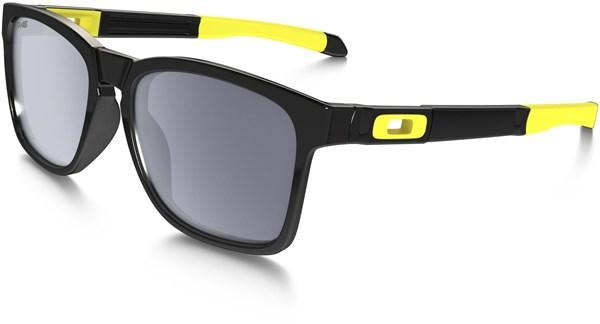Oakley Catalyst Valentino Rossi Signature Series Sunglasses