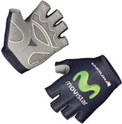 Product image for Endura Movistar Team Race Mitt Short Finger Cycling Gloves AW16