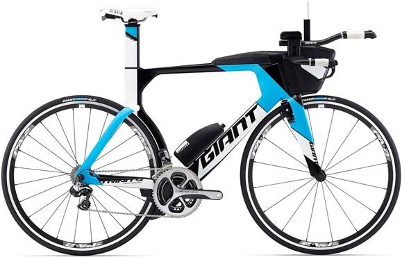 Giant Trinity Advanced Pro 0 2016 - Triathlon Bike