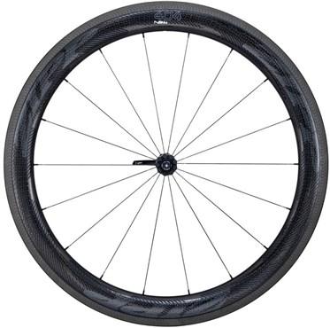 Zipp 404 NSW Carbon 18 Spokes Clincher Front Road Wheel