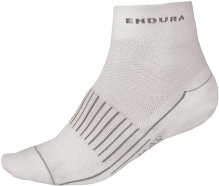Endura Coolmax Race Womens Cycling Socks - Triple Pack