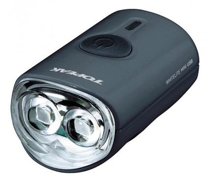 Topeak Whitelite Mini USB Front Light