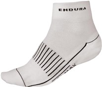 Endura Coolmax Race II Cycling Socks - Triple Pack