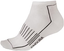 Endura Coolmax Race Trainer Cycling Socks - Triple Pack AW17