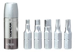 Product image for Topeak Nano Torqbox Single Torque Socket