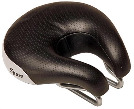 ISM Comfort City Sport Saddle