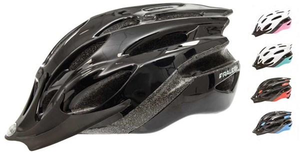 Raleigh Mission Evo MTB Cycling Helmet