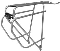 Tortec Epic Stainless Steel Rear Pannier Rack