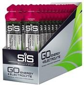 SiS GO Energy + Electrolyte Gel - 60ml x Box of 30