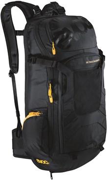 Evoc FR Freeride Trail Protector Blackline Backpack