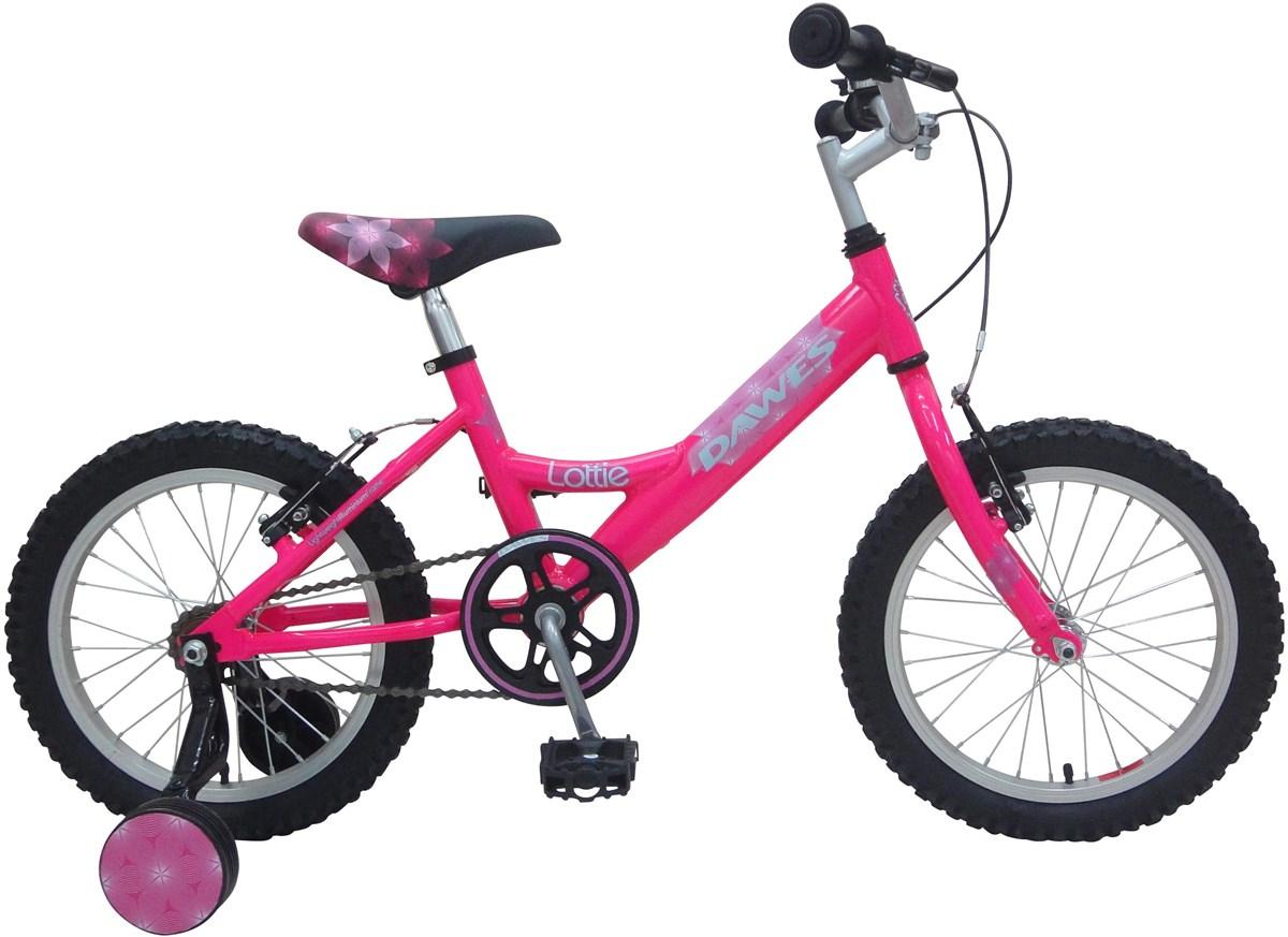 Dawes Lottie 16w Girls 2019 - Kids Bike   City