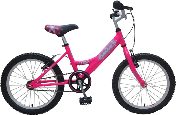 Dawes Lottie 18w Girls 2018 - Kids Bike | City-cykler