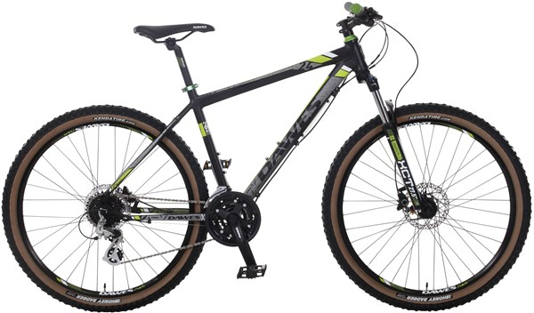 "Dawes XC24 Disc MW 27.5"" Mountain Bike 2017 - Hardtail MTB"