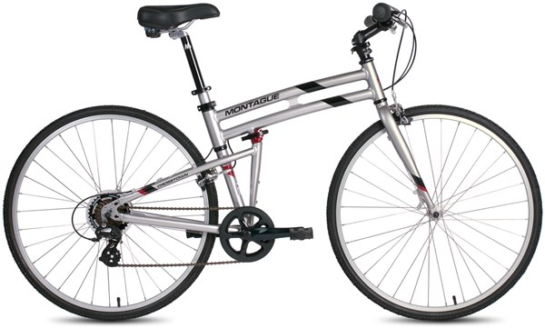 Montague Crosstown 2018 - Folding Bike