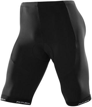 Altura Peloton II Progel Waist Cycling Shorts SS17