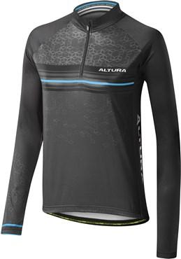 Altura Peloton Team Womens Long Sleeve Cycling Jersey SS17