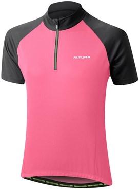 Altura Cadence Womens Short Sleeve Cycling Jersey SS17
