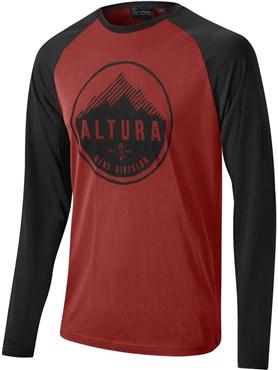 Altura Alpine Long Sleeve Tee AW17
