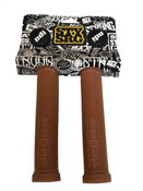 ODI Stay Strong Lion Heart BMX / Scooter Grips 143mm