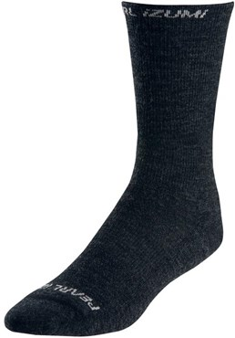 Pearl Izumi Elite Thermal Wool Cycling Socks SS17