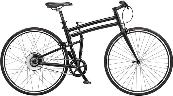 Montague Boston ZE Folding 2018 - Electric Hybrid Bike
