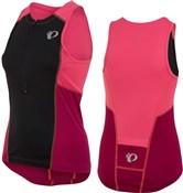Pearl Izumi Womens Select Pursuit Tri SL Jersey SS16