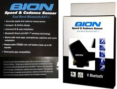 Bion CX-320 Dual Bluetooth ANT+ Speed & Cadence Sensor
