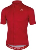Castelli Imprevisto Nano Short Sleeve Cycling Jersey With Full Zip