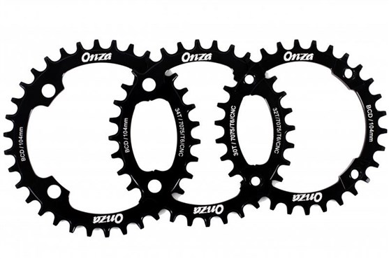 Onza Buzz Saw Narrow/Wide Chainring | chainrings_component