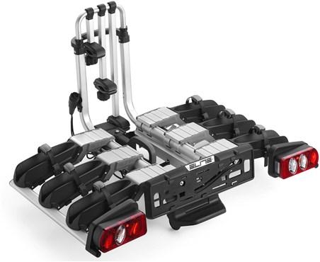 Elite Dolomiti Ramp 3 Bike Folding 13 Pin Towbar Carrier