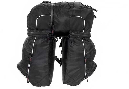 Raleigh Triple Pannier Bags