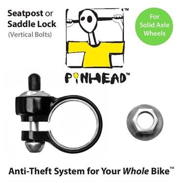 Pinhead Seatpost/Saddle Lock Solid Axle